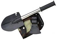 Универсальная туристическая лопата саперка 5 в 1