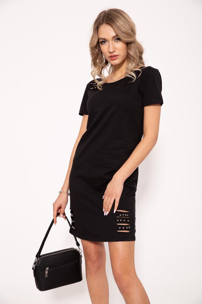 Платье 103R073 цвет Черный
