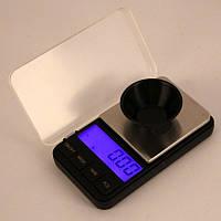 Карманные цифровые весы (медицинские) с чашей для взвешивания, Pocket Scale 6285PA (200 г)