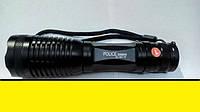 Тактический фонарь Police 1837 Т6