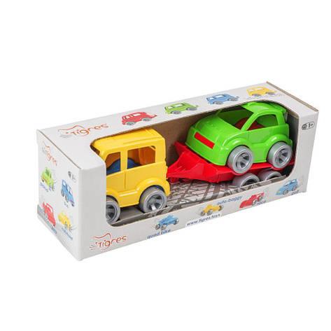 "Набор авто ""Kid cars Sport"" 3 эл. (Автобус + гольф) 39541, фото 2"