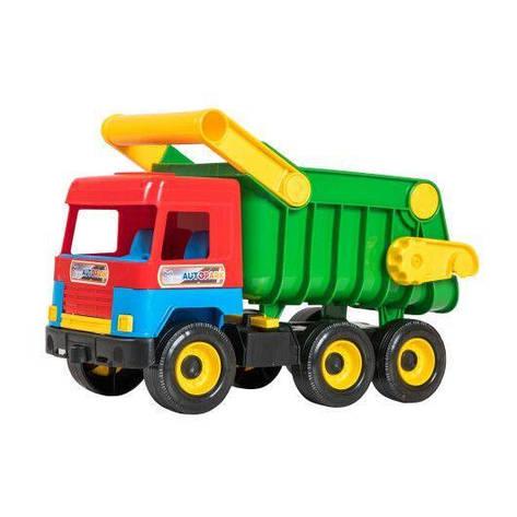 "Самосвал ""Middle truck"" 39222(Green) Зелёный, фото 2"