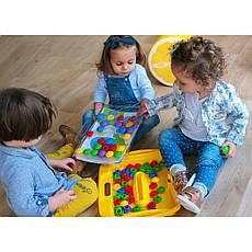 """Игрушка развивающая """"Моя первая мозаика"""" 39370(Yellow) Желтый, фото 3"""