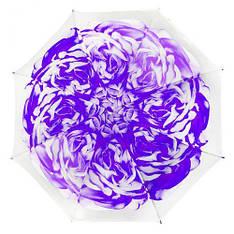 """Зонтик """"Роза"""" (фиолетовый) CLG17093"""