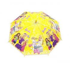 Зонтик Барби (желтый) K204F