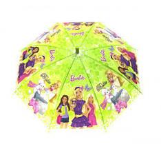 Зонтик Барби (салатовый) K204F