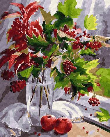"""Картина по номерам. Brushme """"Осенний букет"""" GX29382, фото 2"""