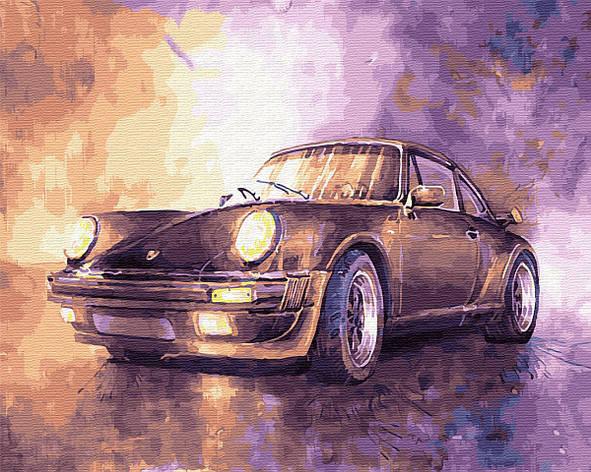 "Картина по номерам. Brushme ""Автомобиль акварелью"" GX28701, фото 2"