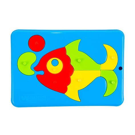 """Игрушка развивающая """"Baby puzzles"""" 39340-2 Рыбка, фото 2"""