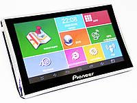 7'' Планшет-навигатор-видеорегистратор Pioneer A7001S+ GPS+ 4Ядра+ 512MbRam+ 8Gb+ Android