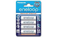 4шт аккумулятор Panasonic Eneloop AA 2000 Mah