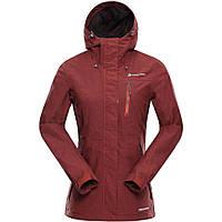 Куртка Alpine Pro Justica 3 жіноча XS червона