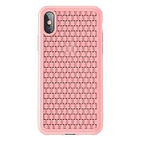 Акция! Чехол Baseus для iPhone XS Max BV Case, Pink (WIAPIPH65-BV04) [Скидка 5%, при условии 100% предоплаты!]