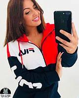 """Платье женское спортивное с капюшоном, мод. 089 (M-L, S-M) """"SAFINA"""" недорого от прямого поставщика"""