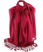 Женский бордовый шарф Traum 2493-892