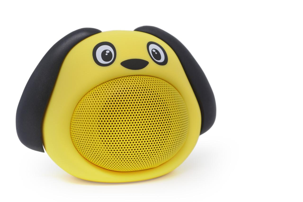 Колонка MB-M818(Yellow) Собачка