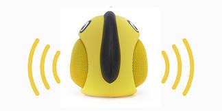 Колонка MB-M818(Yellow) Собачка, фото 3