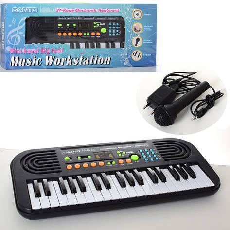 Синтезатор HL3755USB - 37 клавиш, фото 2