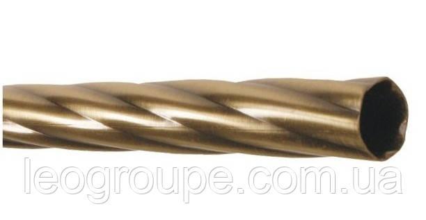 Труба крученая 16мм -2,4м