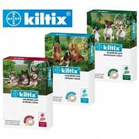 Bayer Килтикс ошейник для собак от блох и клещей 48 см