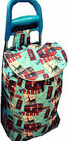 Хозяйственная сумка-тележка на колесиках