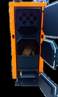 Котел длительного горения Heatline КОТ-10 Турбо, фото 2
