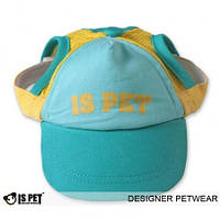 Бейсболка «IS PET» М/крас