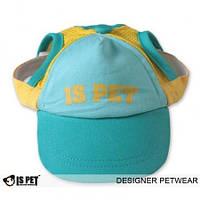 Бейсболка «IS PET» L/крас