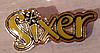 Sixer значок знак британия брошь брошка, фото 4