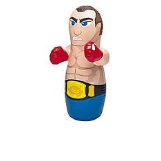 Фигура Intex 44672-2 Боксер неваляшка