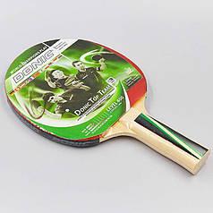 Ракетка для настольного тенниса 1 штука Donic LEVEL 400 TOP TEAM (древесина, резина) PZ-MT-8384