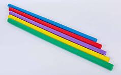 Noodle-нудл Макаронина с отверстием (l-1,5м, нар.d-6,5см, вн.d-2см, применяется в бассейнах) PZ-PL-2172