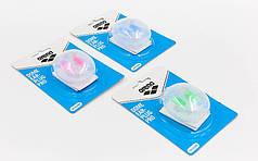Беруши для плавания в пластиковом футляре Arena DOME (силикон) PZ-AR-95205-20