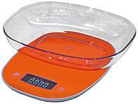 Весы кухонные электронные Camry CR 3150 Orange