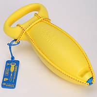 Спасательный буй FOX 40 WATER SAFETY THROW (длина веревки-15м, желтый) PZ-7901-0201