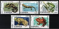 Испания 1975 Sc#1897-1901 MNH XF