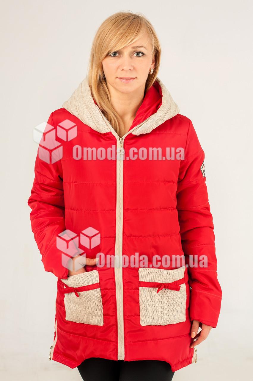 Женская куртка Брикс красня
