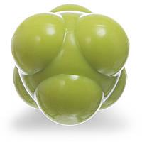 Мяч для реакции REACTION BALL (TPR, d-10см, цвета в ассортименте)