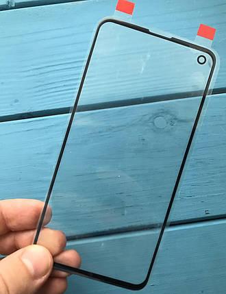 Стекло дисплея для Samsung G970 S10e черное, фото 2