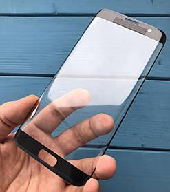 Стекло дисплея для Samsung G935 Galaxy S7 EDGE черное