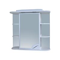 Шкаф для ванной комнаты 75-03 зеркальный + свет