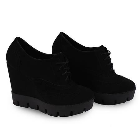 2ab5ab0a85cf Купить Замшевые туфли на танкетке недорого в интернет магазине обуви ...