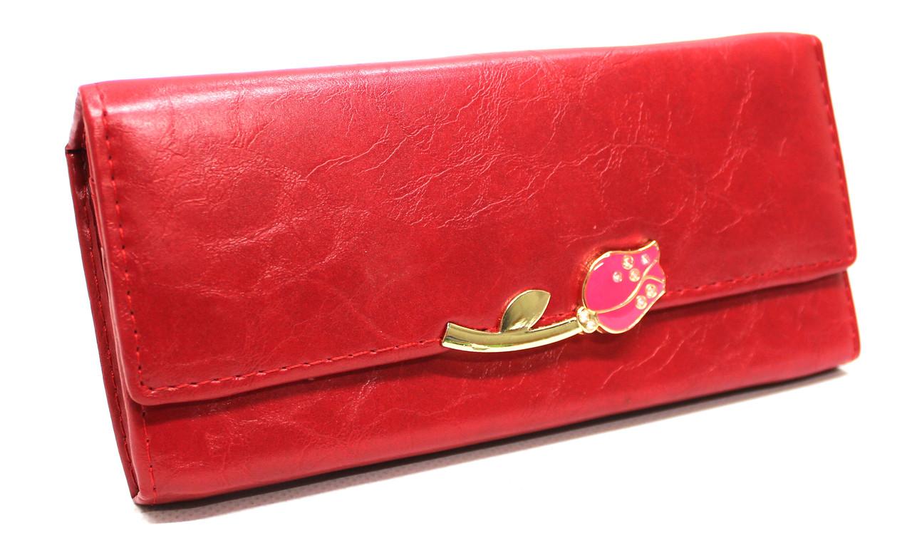 Женский кошелек кожзам  YR 699