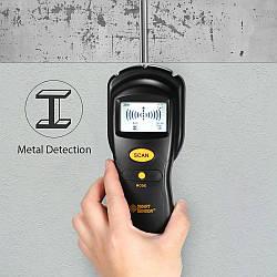 Цифровой металлоискатель для поиска проводов в стенах AR906