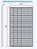 Сонячна батарея Trina Solar Honey TSM-DE08M(II) 375W, фото 2