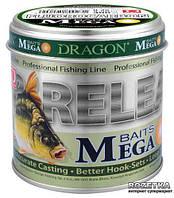 Волосінь Dragon Mega Baits Fluorocarbon 300 м 0.35 мм 9.50 кг (TDC-39-24-335)