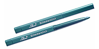 """Косметичний олівець з точилкою Malva Cosmetics """"механічний"""" №125 EMERALD GREEN"""