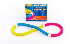 Обруч гибкий Пружина SLIM GO HOOP (металл, пластик, 0,9кг, d-45см) PZ-FI-3009