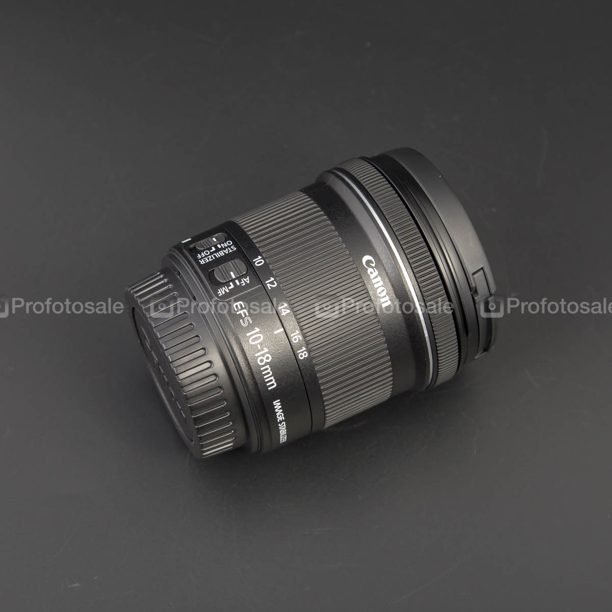 Canon EF-S 10-18mm f/4.5 - 5.6 IS STM