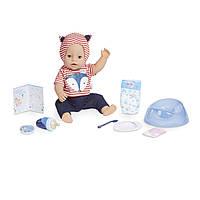 Интерактивная Кукла пупс Беби Борн Мальчик Baby Born Interactive Boy Blue Eyes